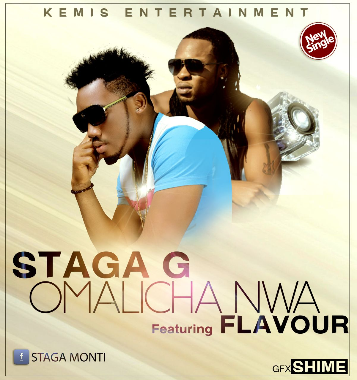Staga G ft Flavour – Omalicha | jayhitz wordpress com